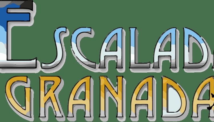 logotipo de la web sobre escalada y deportes de montaña escaladagranada