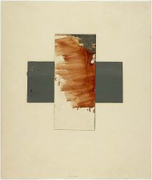 FIGURA 43 - Pintura de Joseph Beuys (1961)