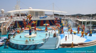 Liberty of the Seas - H2O Zone