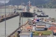 Canal de Panama - écluses de Miraflores