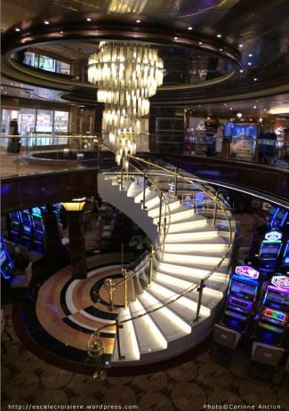 Regal Princess - Boutiques et casino