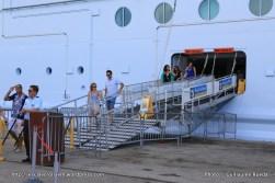 Embarquement - Allure of the Seas