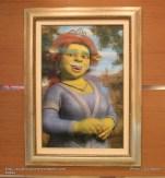 Allure of the Seas - Princess Fiona la marraine
