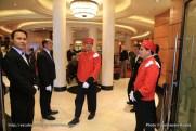 Queen Mary 2 - Cunard Groom