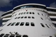 Queen Mary 2 - Passerelle - Proue