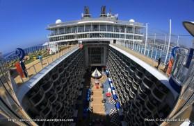 Allure of the Seas - Pool and Sports zone - Terrain multisport