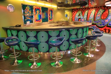 Allure of the Seas - Youth zone