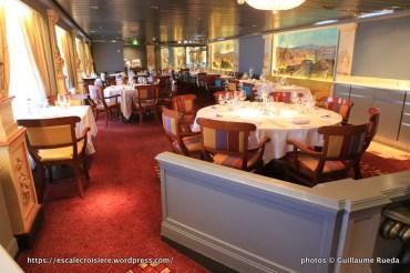 Crystal Serenity - Prego restaurant