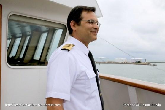 Azores - Captain Felipe Jorge