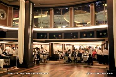 Norwegian Epic - The Manhattan Room restaurant