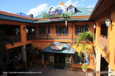 Grand Cayman - George Town - Margaritaville - Jimmy Buffet