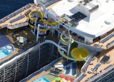 Harmony of the Seas - AquaPark -3