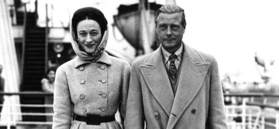 Queen Mary - Le Duc et la Duchesse de Windsor