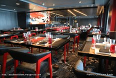 Harmony of the seas - restaurant japonais Izumi