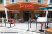 Harmony of the Seas - Central park - Jamie's Italian