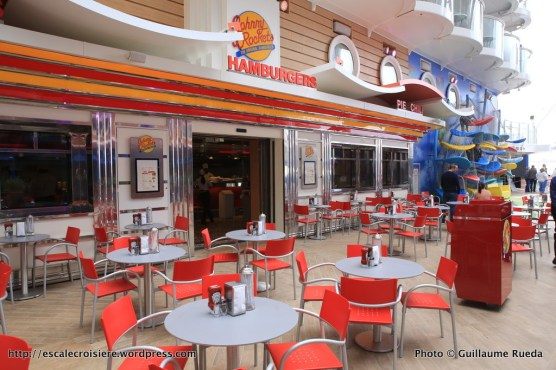 Harmony of the Seas - Johnny Rockets