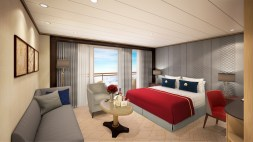 Queen Mary 2 - Princess Grill Suite - 2016
