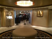 Queen Mary 2 - Verandah restaurant 2016
