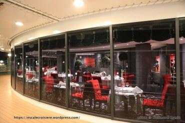 MSC Fantasia - L'étoile restaurant