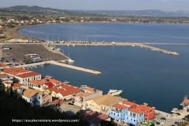 Escale à Katakolon - Grèce