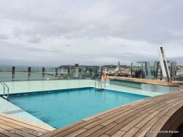 MSC Preziosa - The Garden Pool and Bar