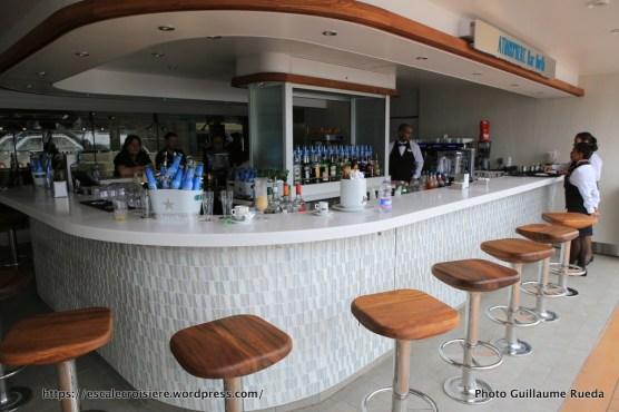 MSC Meraviglia - Atmosphere bar North