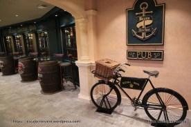 MSC Meraviglia - Brass Anchor Pub