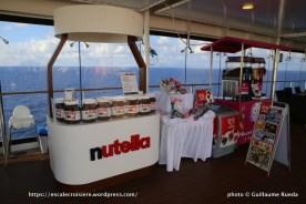 MSC Splendida - Glaces - nutella
