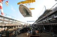 Harmony of the Seas - Construction