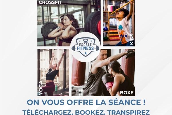 Journée Portes Ouvertes CrossFit Boxe YogaCourbevoie Asnieres Levallois