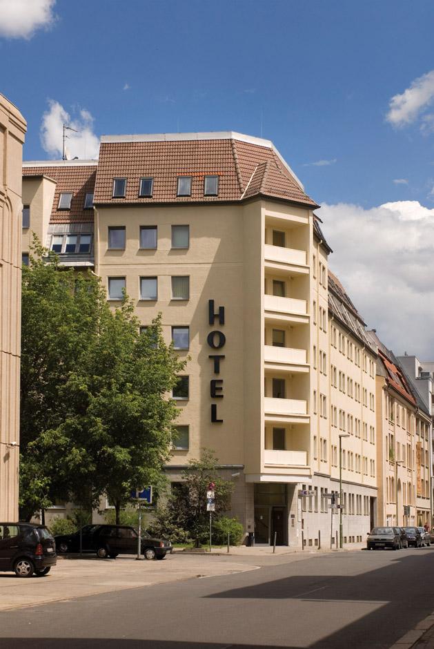 Berlin, Hotel Dietrich Bonhoeffer Haus