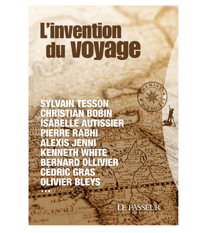 Photo de couverture du livre L'invention du voyage
