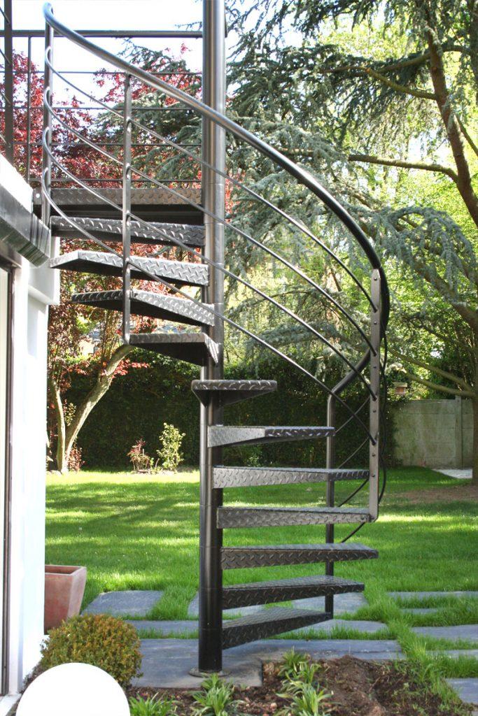 Escalier De Terrasse Exterieur