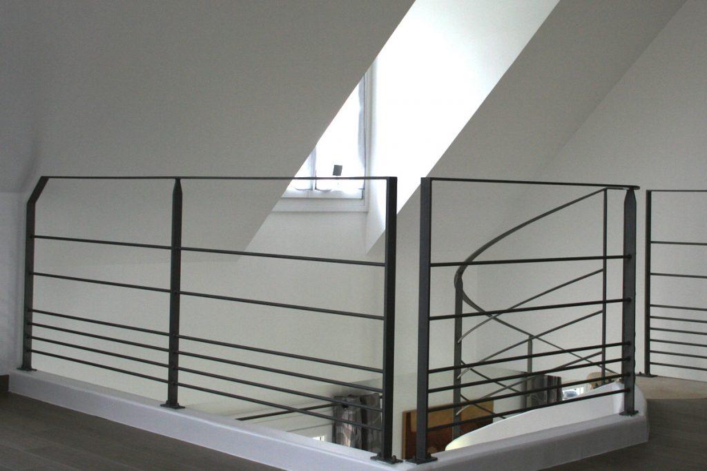 Habillage Escalier Beton En Bois