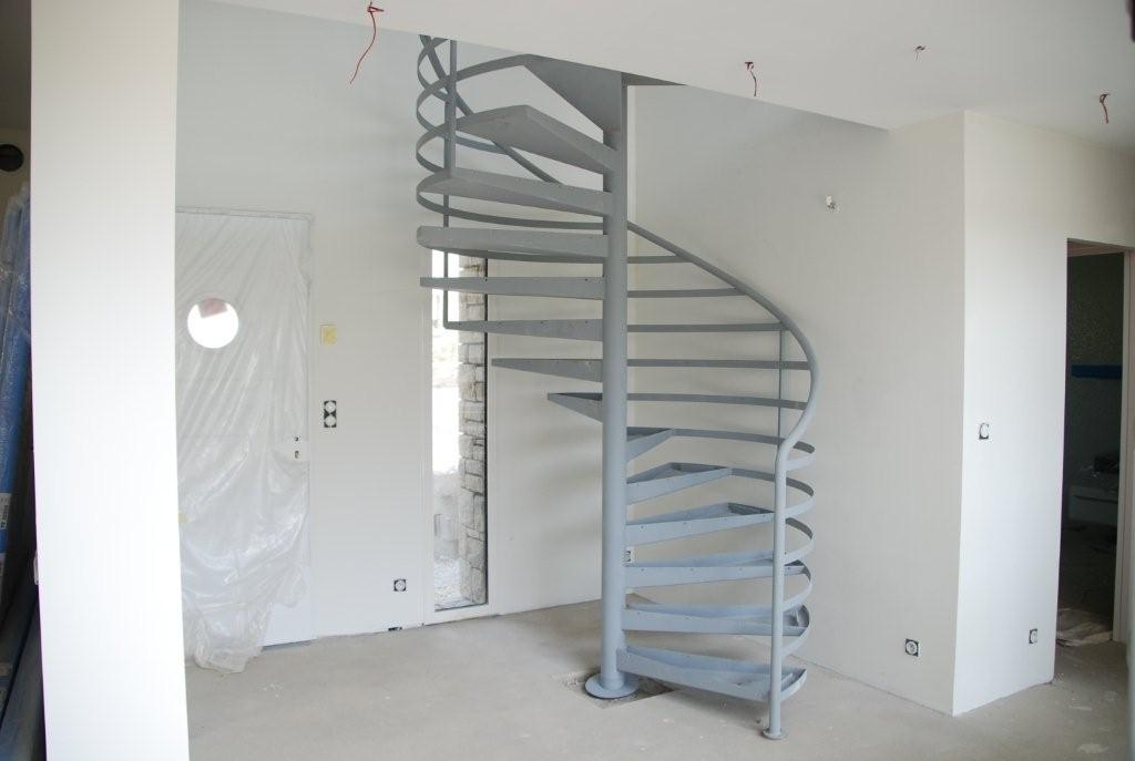 Escalier Metallique Helicoidal Industriel Escalier En Bois