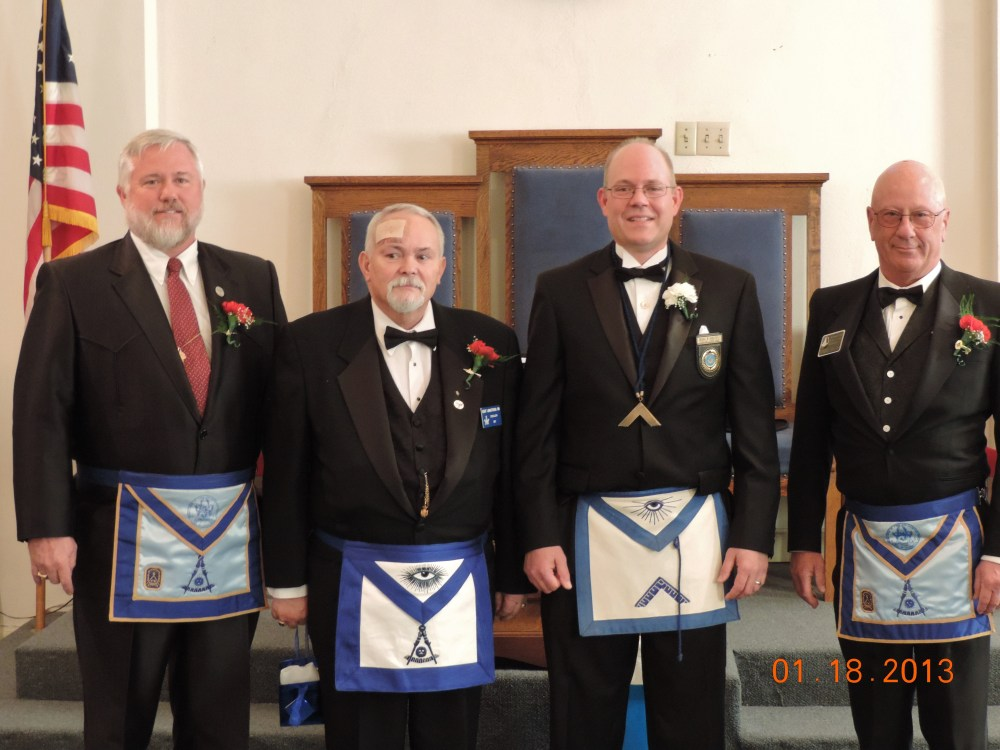 Escalon Lodge No. 591-91st Installation of Officers (3/6)