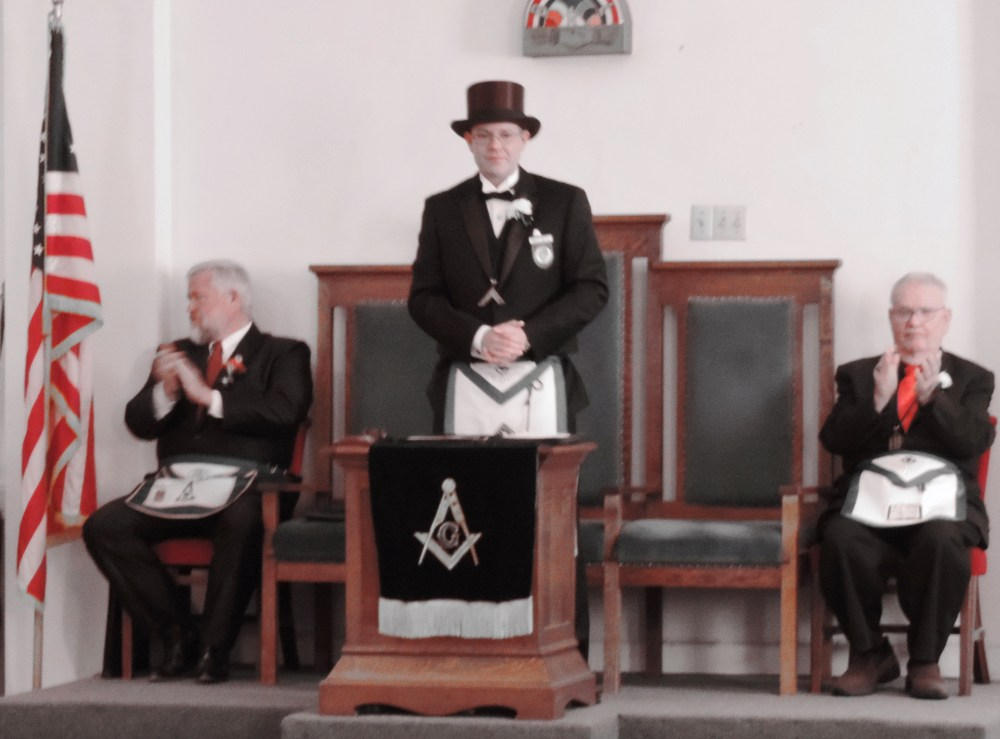 Escalon Lodge No. 591-91st Installation of Officers (2/6)