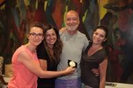 Il duo EscaMontage con Lisa Bernardini e Ugo Magnanti