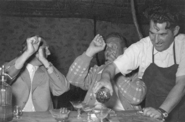 restaurant es canyis 1958 buenas juergas