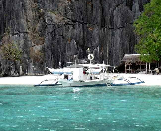 Conociendo las islas Filipinas: Banol Beach.