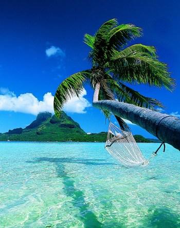Bora Bora en Tahití