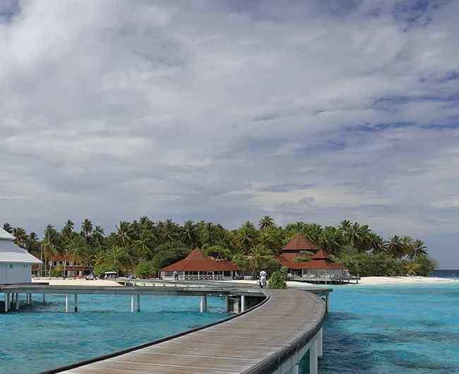 Escapada al hotel Velassaru en las Maldivas