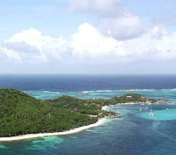 Viaje al caribe: la isla de Canouan