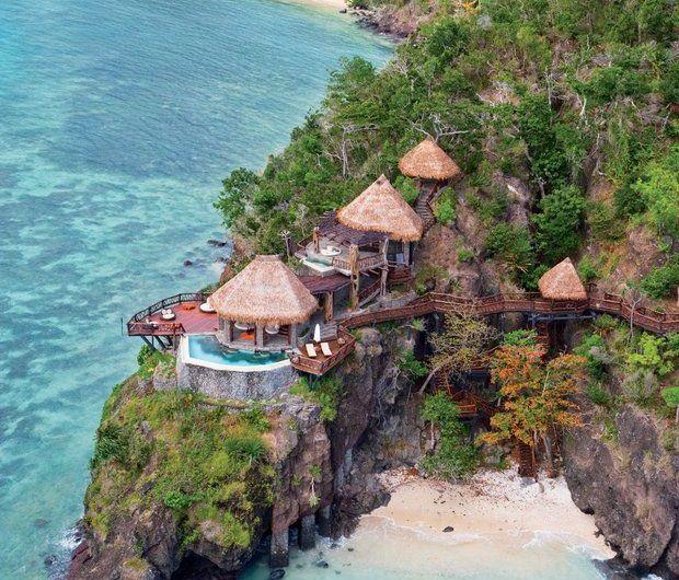 Laucala: un resort de ensueño en las islas Fiji