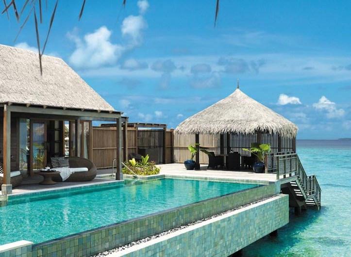 Una mirada a la isla Villingili, en las Maldivas
