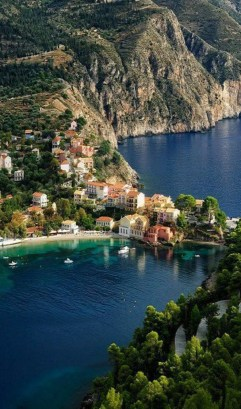 Kefalonia en Grecia