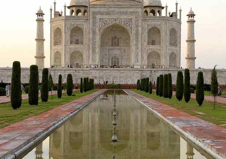El Taj Mahal: una de las 7 maravillas del mundo moderno
