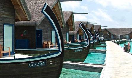 Cocoa Island Boat Resort