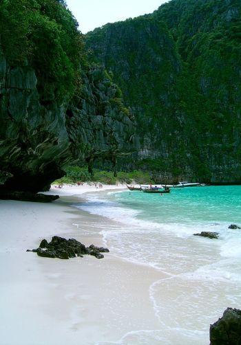 Maya Bay en Phi Phi Island