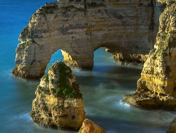 El algarve y sus playas: Marinha beach y Benagil Cave